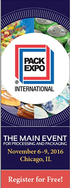 Pack Expo Registration