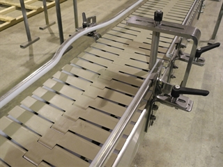 Conveyor Bump Turn