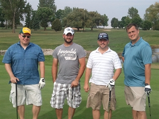 Nercon Annual Golf Outing