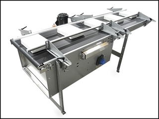 Belt conveyors serve many industries from light industrial to food processing.