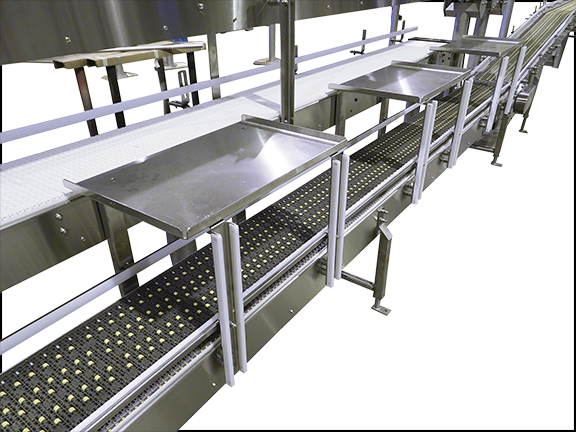 Conveyor Packing Stations