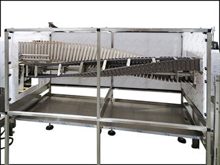 Product Twist Conveyor