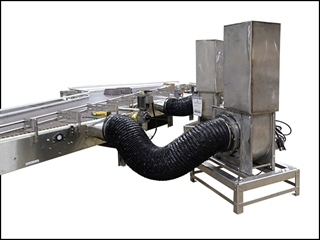 Vacuum Conveyor Systems